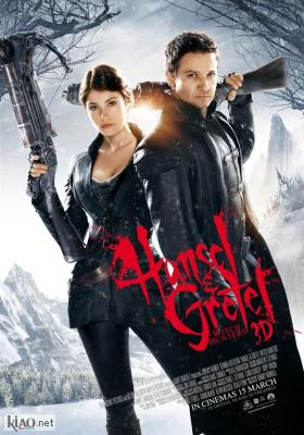 Poster_uk Hansel and Gretel: Witch Hunters