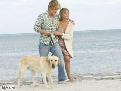 Extrait Marley and Me