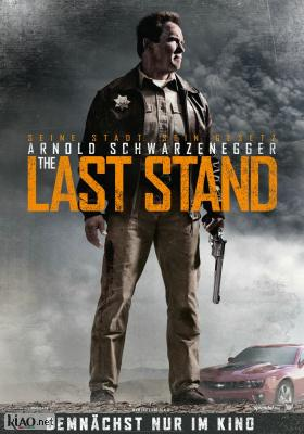 Poster_de The Last Stand