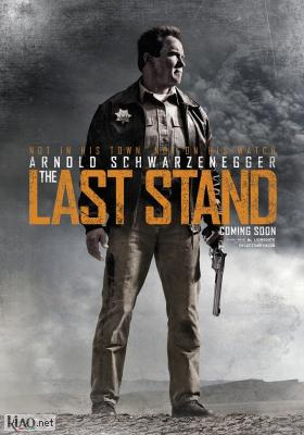 Poster_nl The Last Stand