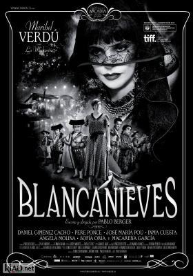 Poster_es Blancanieves