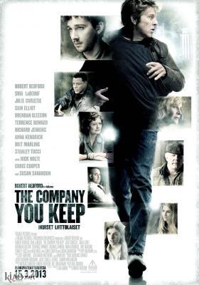 Poster_fi The Company You Keep