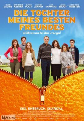 Poster_de The Oranges