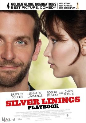 Poster_nl Silver Linings Playbook