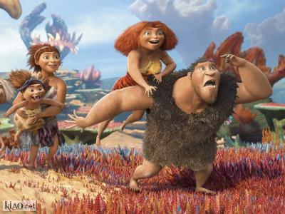 Extrait The Croods