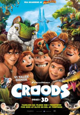 Poster_dk The Croods