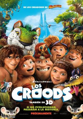 Poster_es The Croods