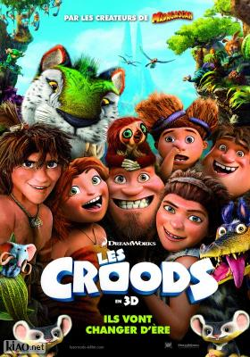 Poster_fr The Croods