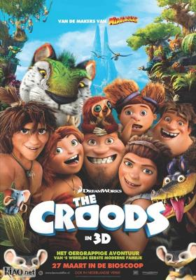 Poster_nl The Croods