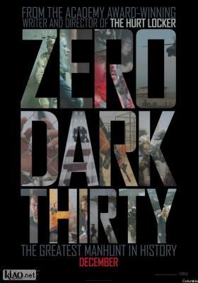 Poster_fr Zero Dark Thirty