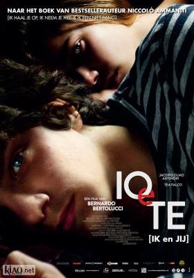 Poster_nl Io e Te