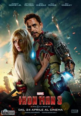 Poster_it Iron Man 3