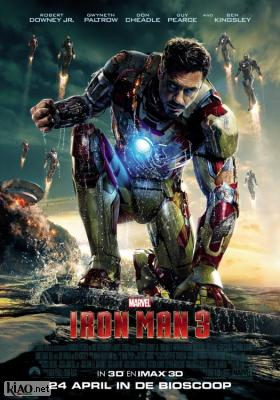 Poster_nl Iron Man 3