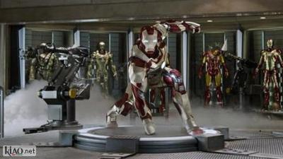 Video Iron Man 3