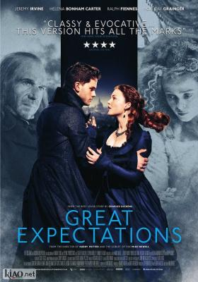 Poster_uk Great Expectations