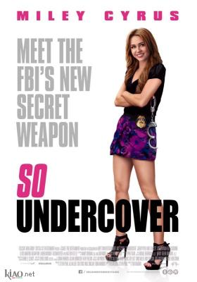 Poster_nl So Undercover