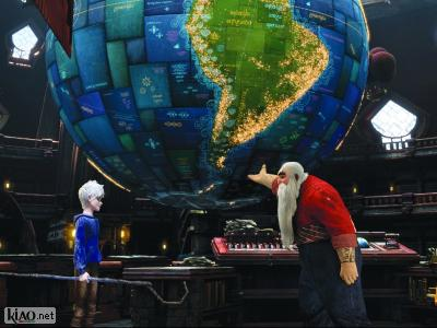 Extrait Rise of the Guardians XTRA: Santa's Toy Factory