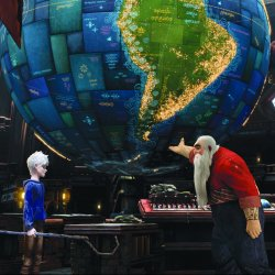 Image Rise of the Guardians XTRA: Santa's Toy Factory