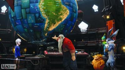 Video Rise of the Guardians XTRA: Santa's Toy Factory