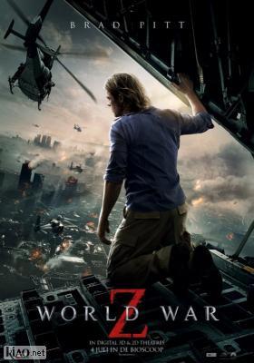Poster_nl World War Z