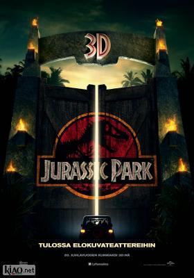 Poster_fi Jurassic Park 3D