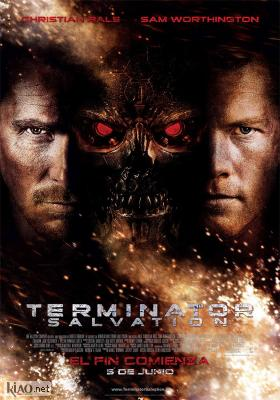 Poster_es Terminator Salvation