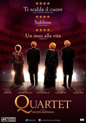 Poster_it Quartet