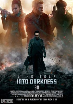 Poster_de Star Trek Into Darkness