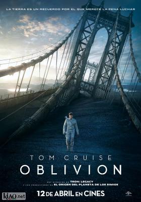 Poster_es Oblivion