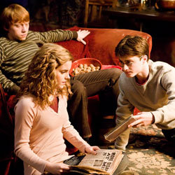 Image Harry Potter and the Half Blood Prince
