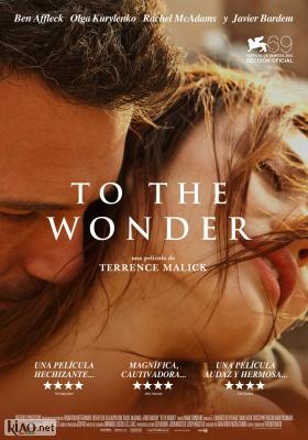 Poster_es To The Wonder
