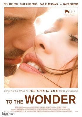 Poster_nl To The Wonder