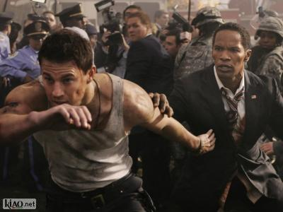 Extrait White House Down