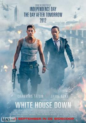 Poster_nl White House Down