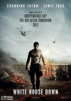 Poster_uk White House Down