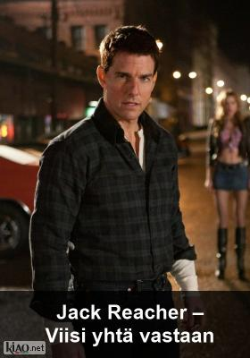 Poster_fi Jack Reacher XTRA: Five against one