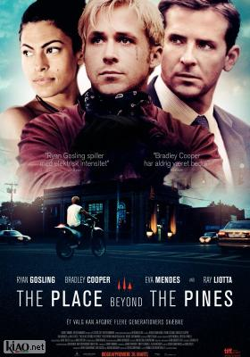 Poster_dk The Place Beyond the Pines