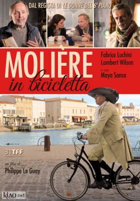 Poster_it Alceste à bicyclette