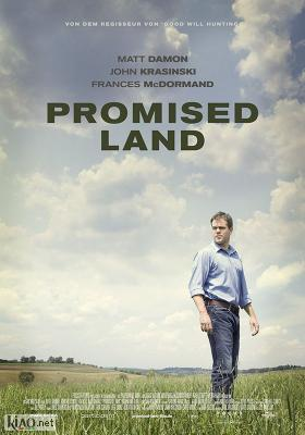 Poster_de Promised Land