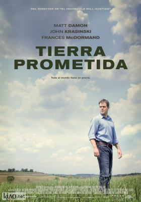Poster_es Promised Land