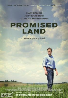 Poster_nl Promised Land