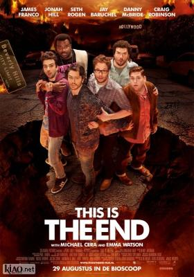 Poster_nl This is the end