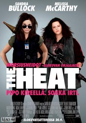 Poster_fi The Heat