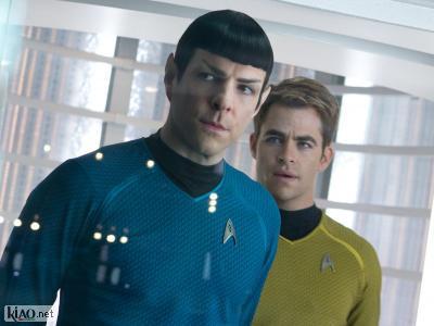 Extrait Star Trek - Into Darkness
