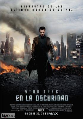 Poster_es Star Trek - Into Darkness