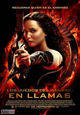 Poster_es The Hunger Games: Catching Fire