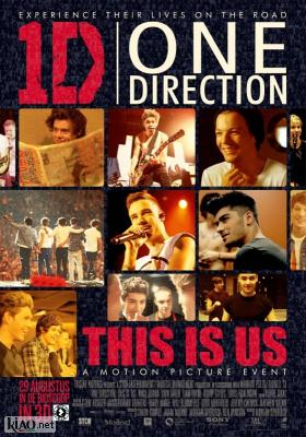 Poster_nl One Direction 3D