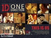 Suppl One Direction 3D