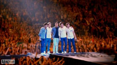 Video One Direction 3D
