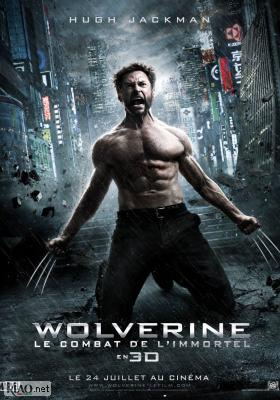 Poster_fr The Wolverine